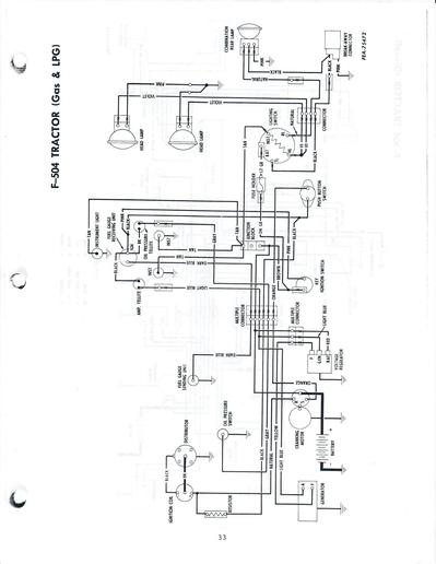 Wiring Diagram For Farmall 504 Tractor - wiring diagram on ... on