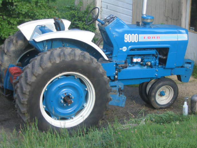 High houred 8970 - Yesterday's Tractors on