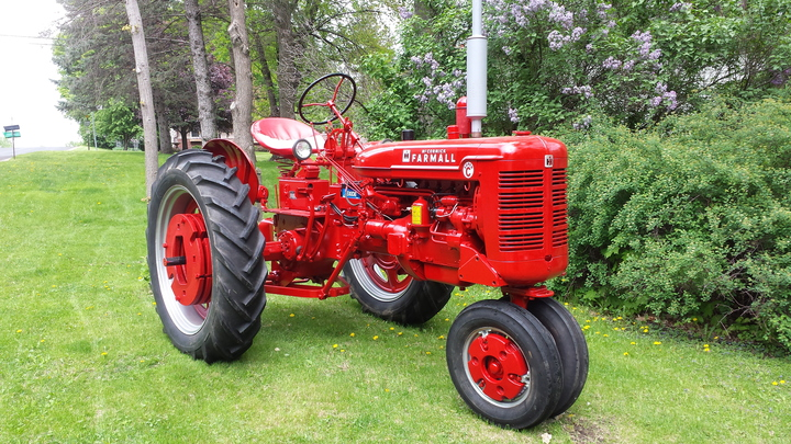 farmall super c implements - photo #43