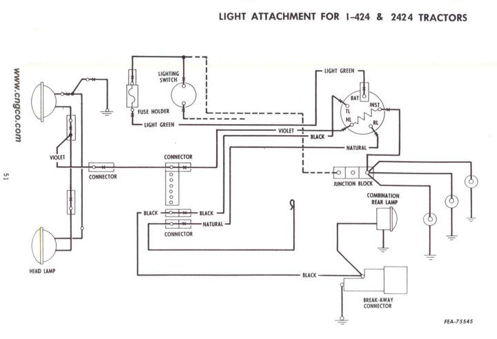 6884 Ihc Fleetstar A Wiring Diagram on
