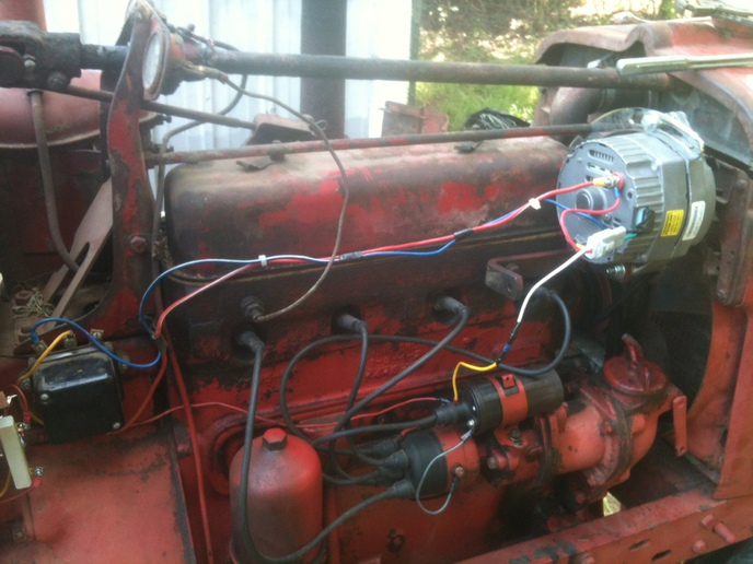 wiring diagram for farmall m tractor the wiring diagram farmall m 12v wiring diagram nilza wiring diagram