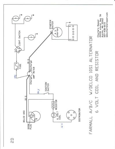 tractor wiring question