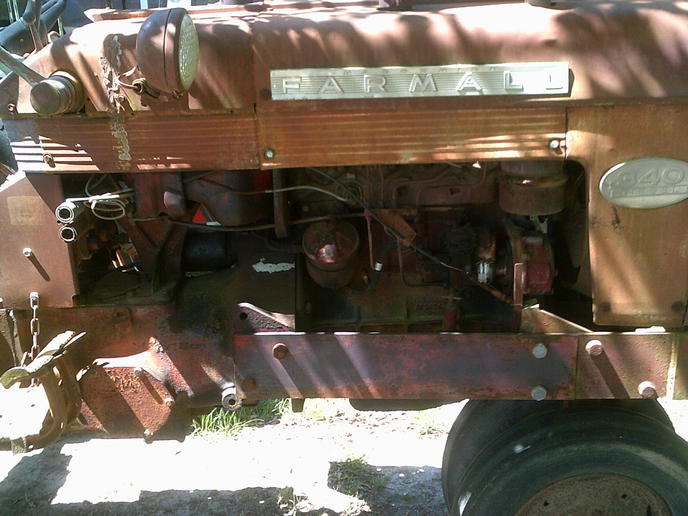 wiring diagrams 1972 4020 john deere forum yesterday s tractors new 4020 s i was just posting parts information but it s odd parts descriptions footnotes doesn t mention single dual headlamp option lamp wiring