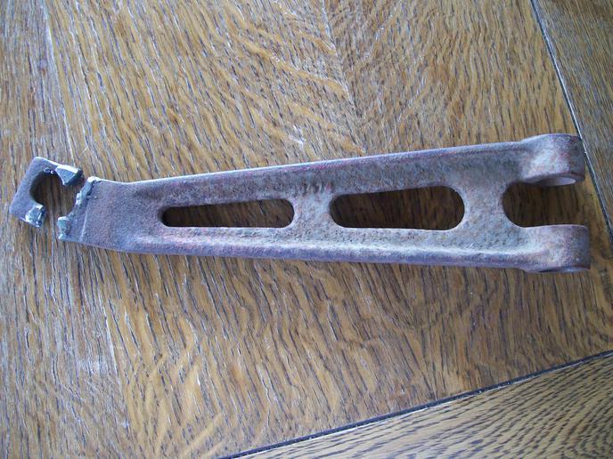 Ford 501 sickle bar mower operators manual.