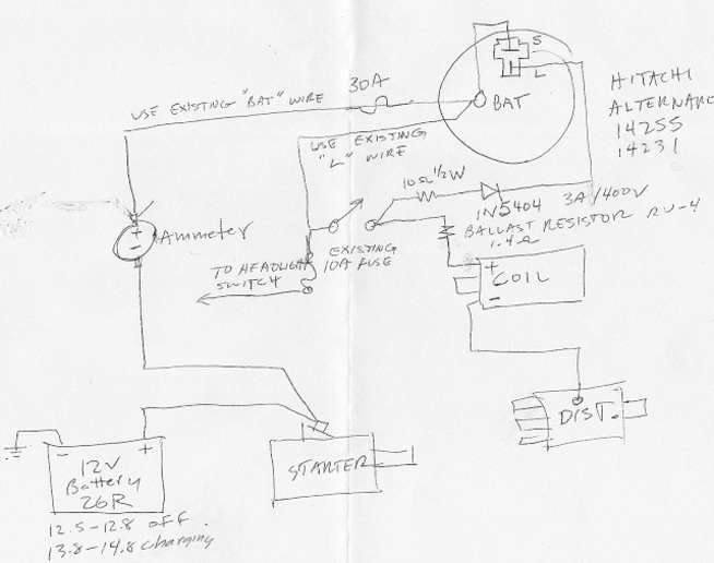 farmall h wiring diagram volt farmall image 12v conversion wiring farmall h farmall international on farmall h wiring diagram 12 volt