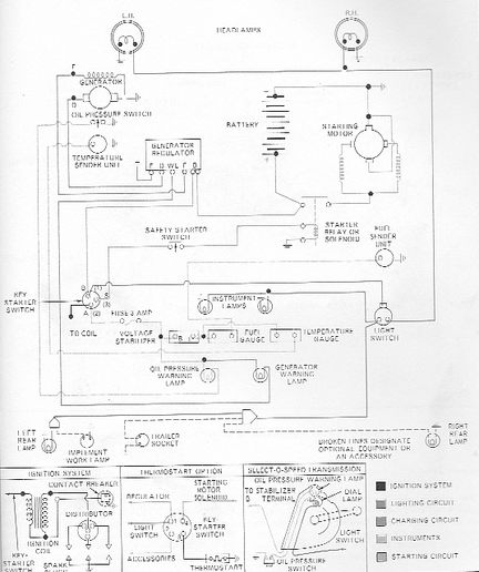 wiring harness for ford 3000 1970 ford 3000 3 cylinder diesel wiring diagram ford forum  1970 ford 3000 3 cylinder diesel wiring
