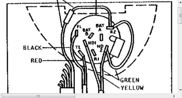 3020 light switch - john deere forum